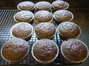Chocolate-Cupcakes-cooled-cupcakes